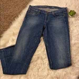 J. Crew Vintage Matchstick jeans